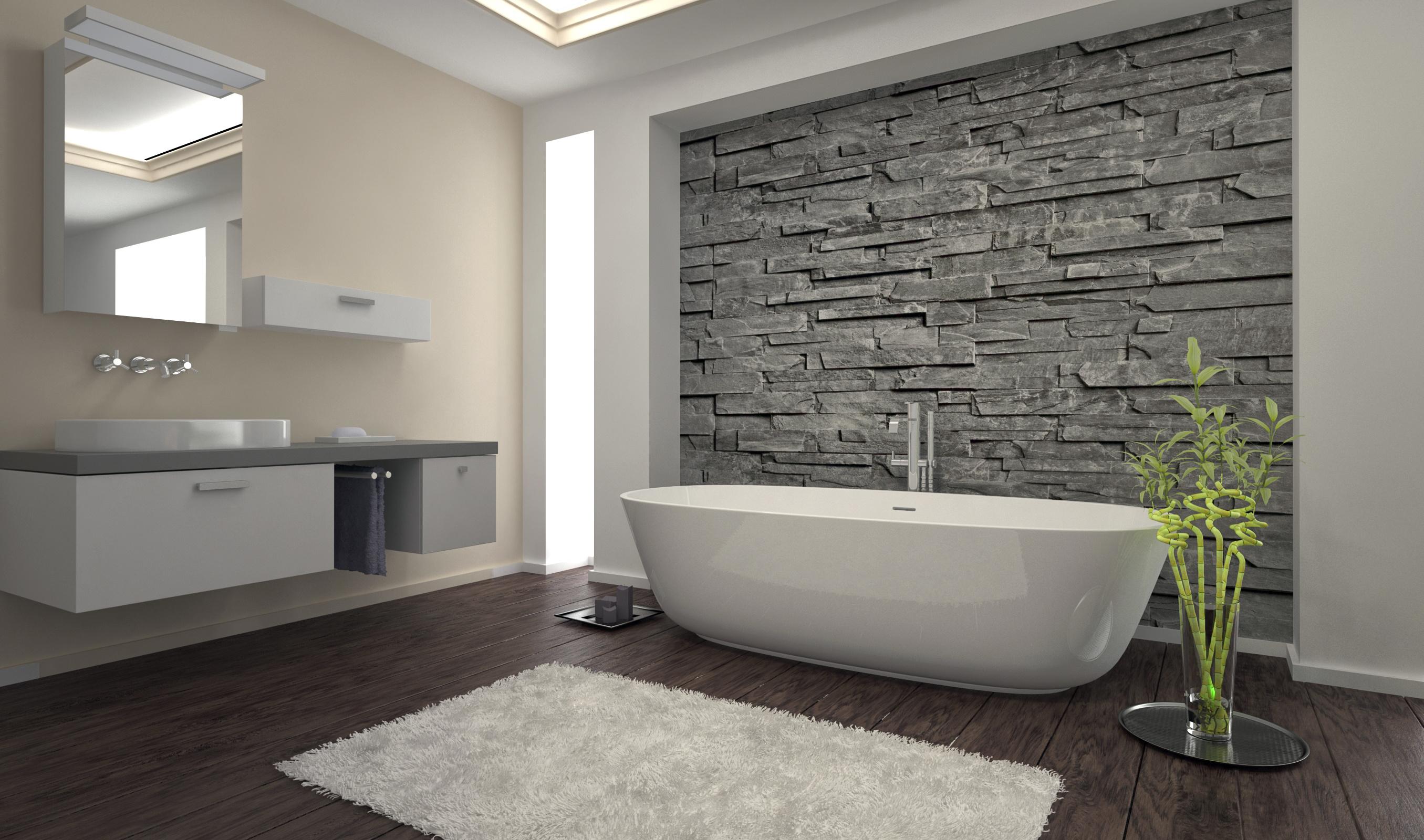 Faillance Salle De Bain la faïence de salle de bain, un revêtement robuste qui a du